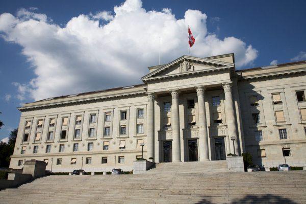 Schweizerisches Bundesgericht in Lausanne