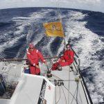 Dr. Dominik Kocholl Transatlantik Race Class 40